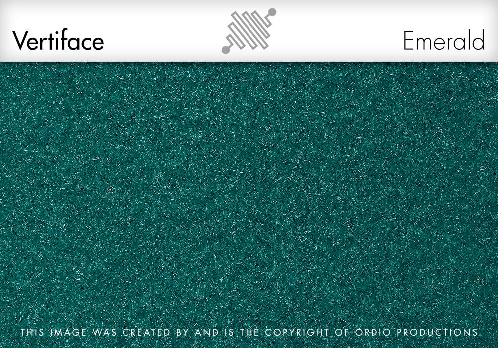 Autex Vertiface Fabric | Emerald