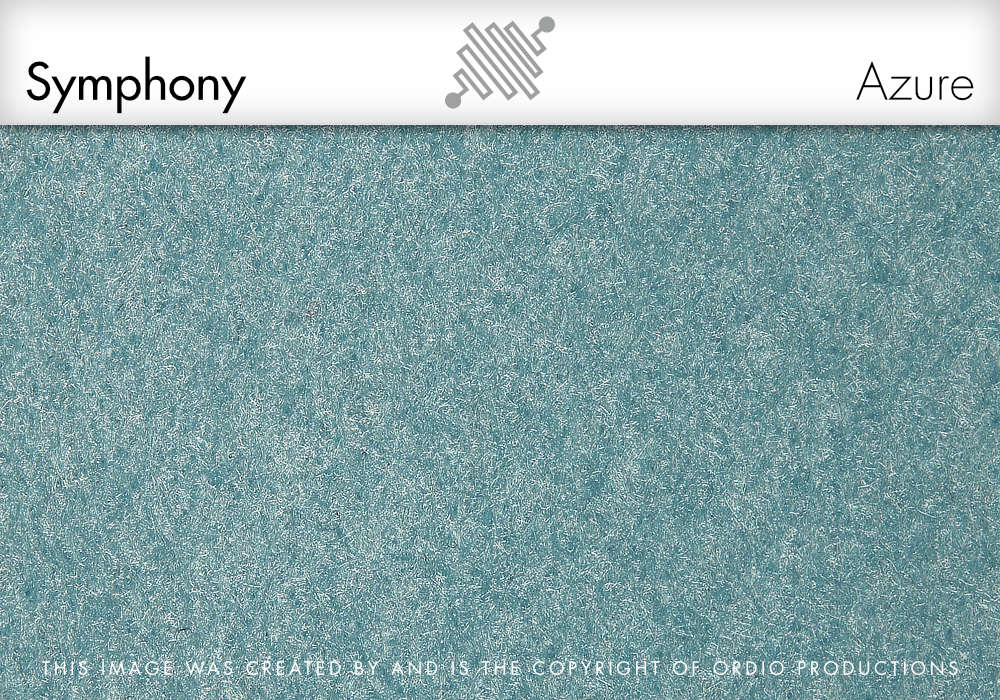 Autex Symphony Fabric | Azure