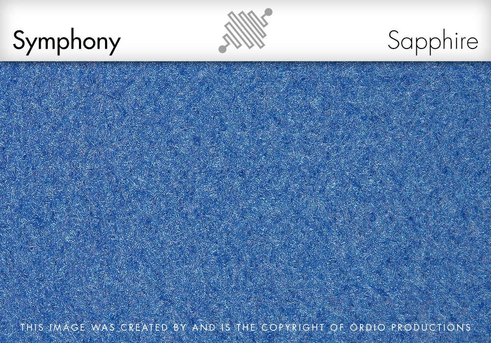 Autex Symphony Fabric | Sapphire