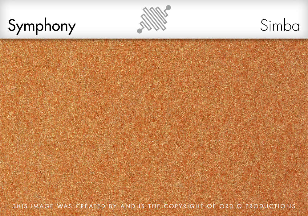Autex Symphony Fabric | Simba