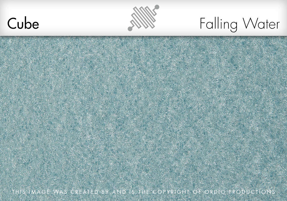 Autex Cube Panel 6mm | Falling Water