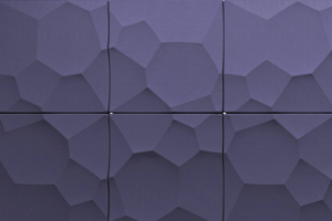 Autex Quietspace 3D Tiles S-5.28 Design