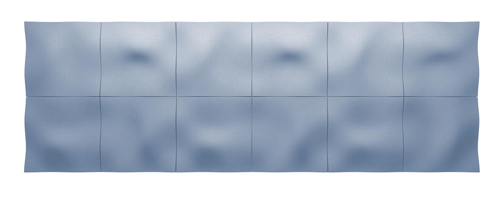 Autex Quietspace 3D Tiles S-5.26 | Porcelain