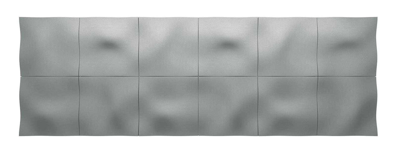 Autex Quietspace 3D Tiles S-5.26 | Silver