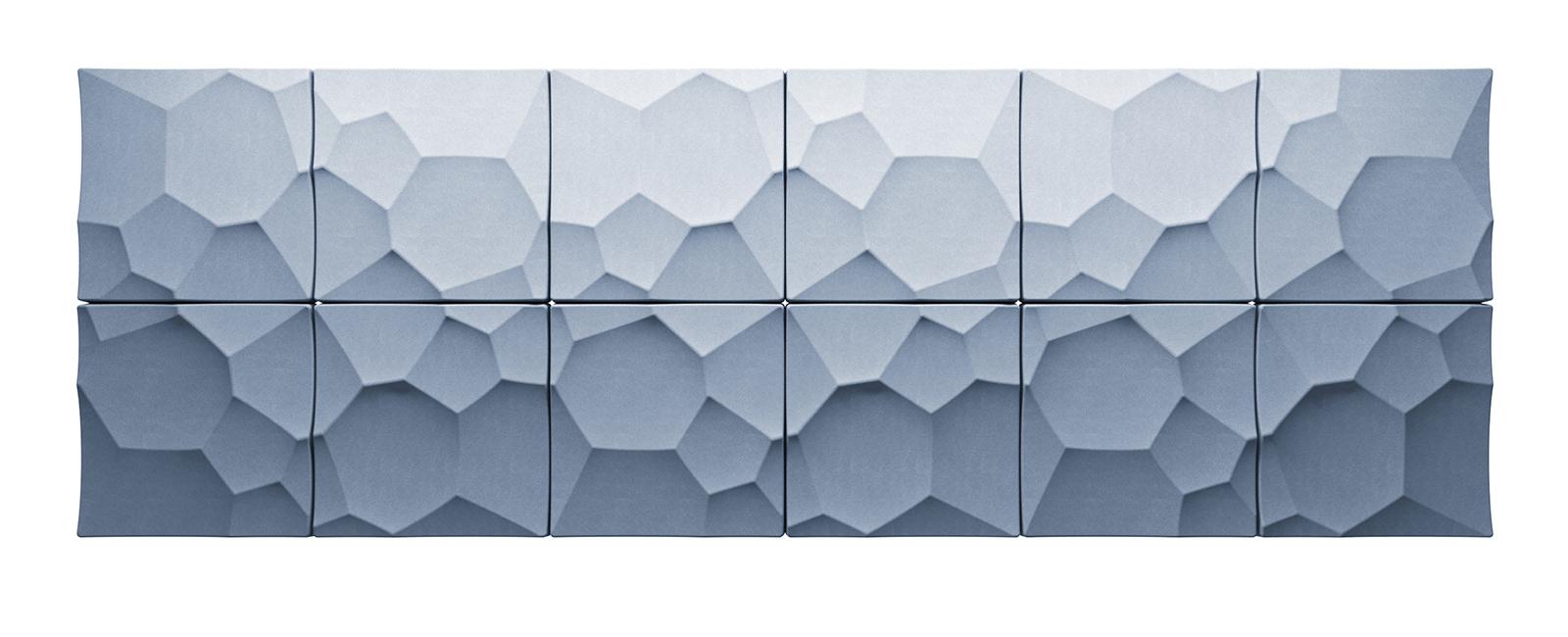 Autex Quietspace 3D-Tiles S-5.28 | Porcelain