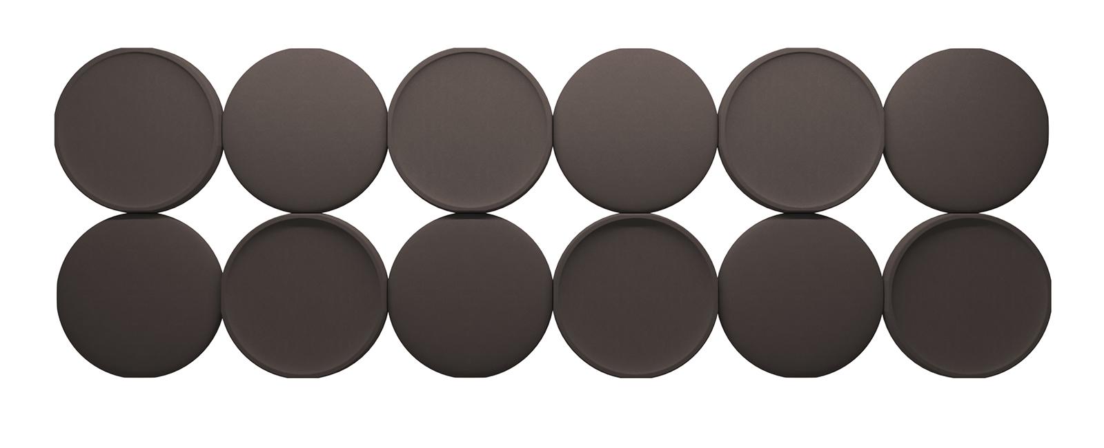 Autex Quietspace 3D-Tiles S-5.32 | Bark