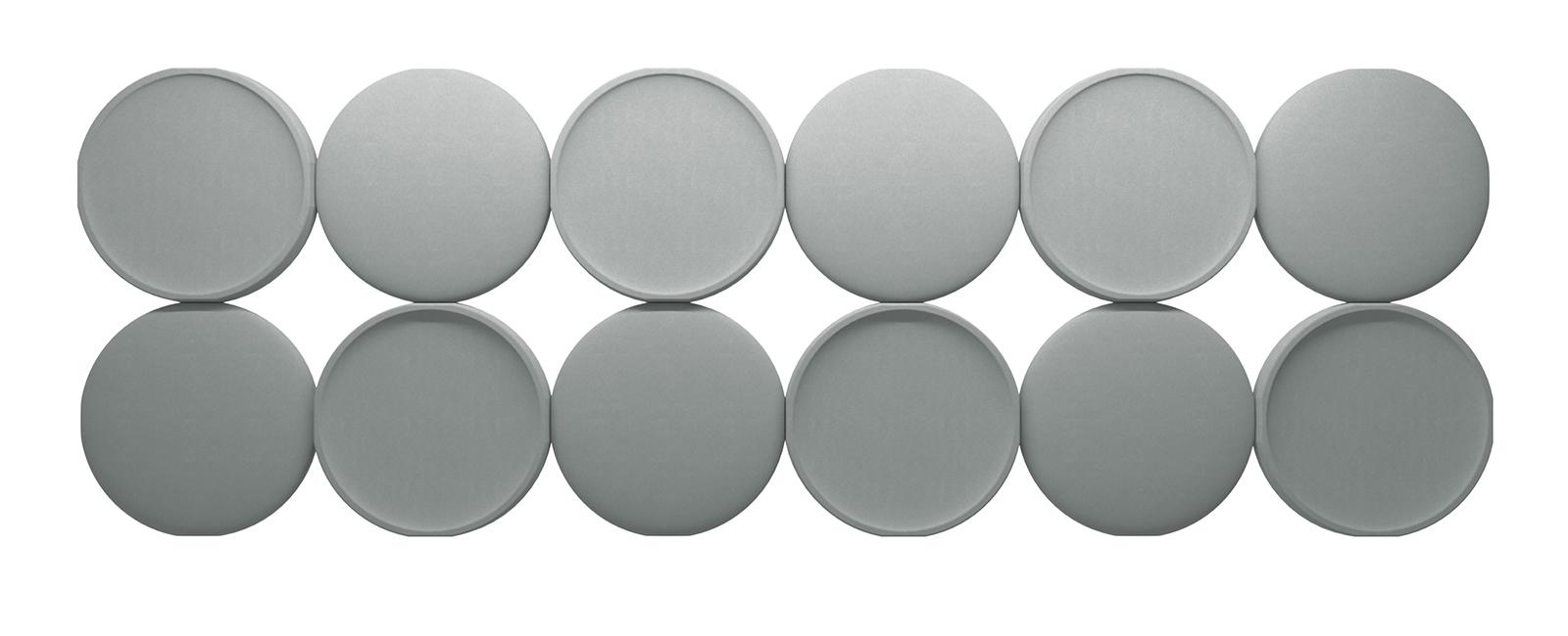 Autex Quietspace 3D-Tiles S-5.32 | Silver