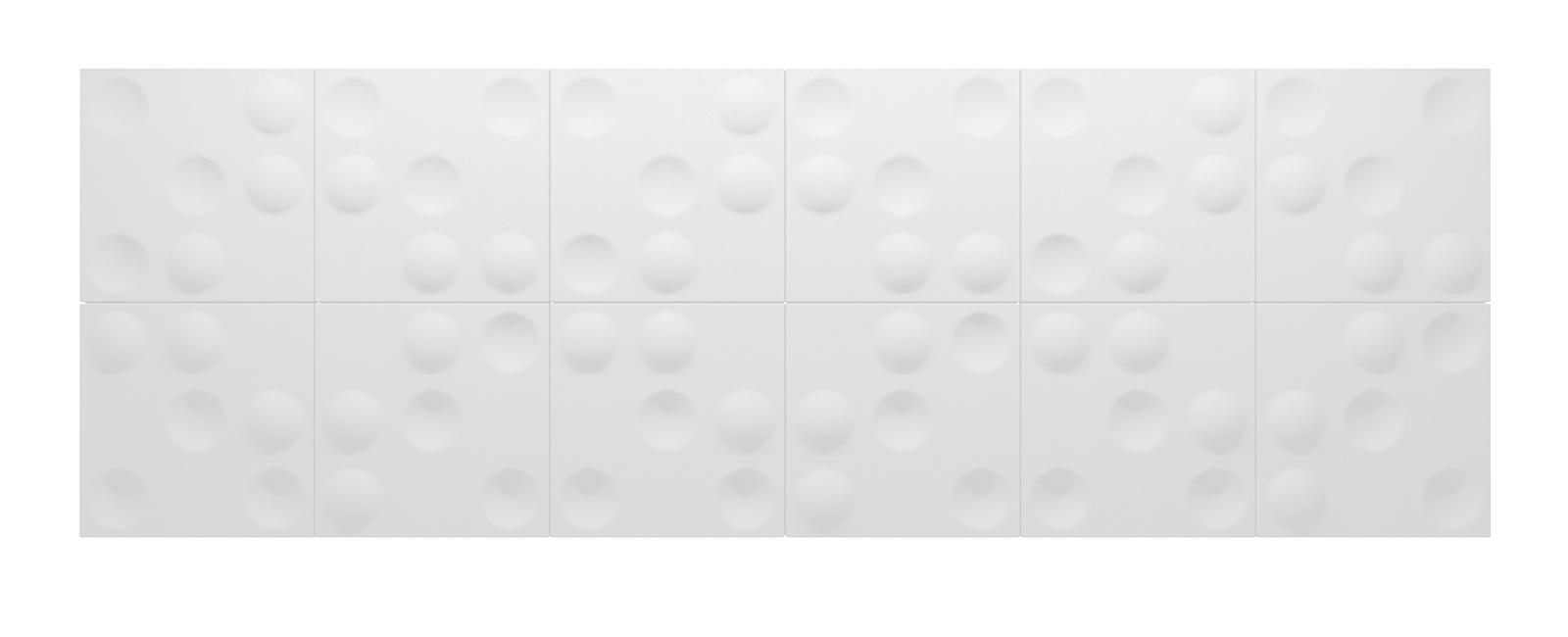 Autex Quietspace 3D Tiles S-5.34   Civic