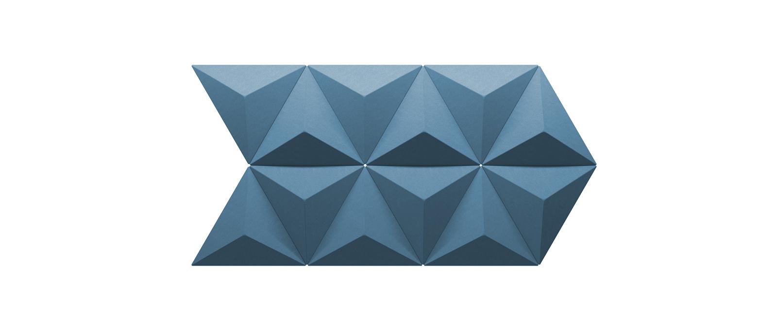 Autex Quietspace 3D-Tiles S-5.46   Stonewash