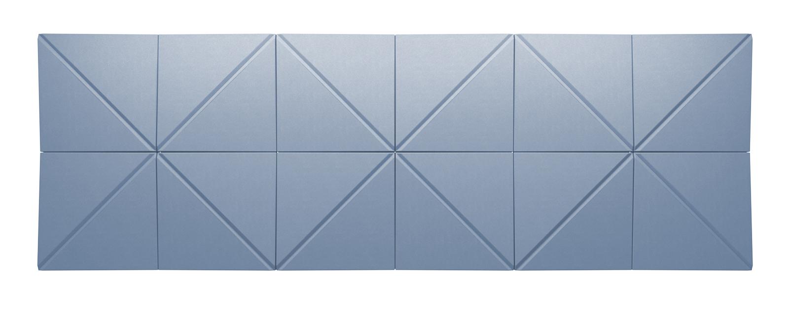 Autex Quietspace 3D Tiles S-5.53 | Porcelain