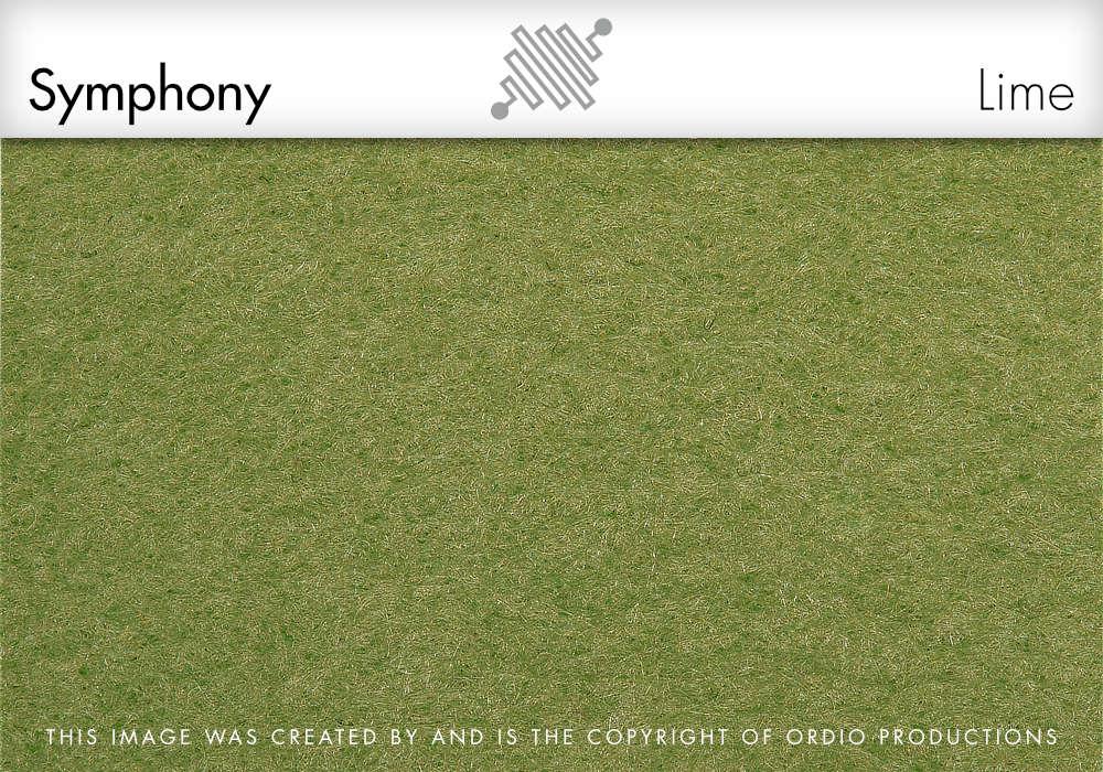 Autex Symphony Panel | Lime