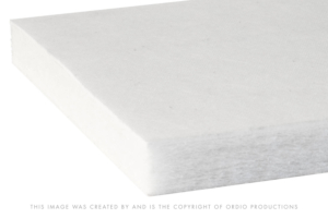 Autex Quietspace 25mm Nude Panel | White