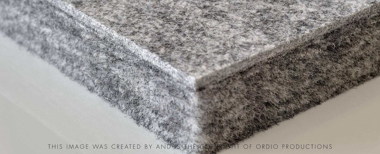 Quietspace 25mm Nude Grey Panel
