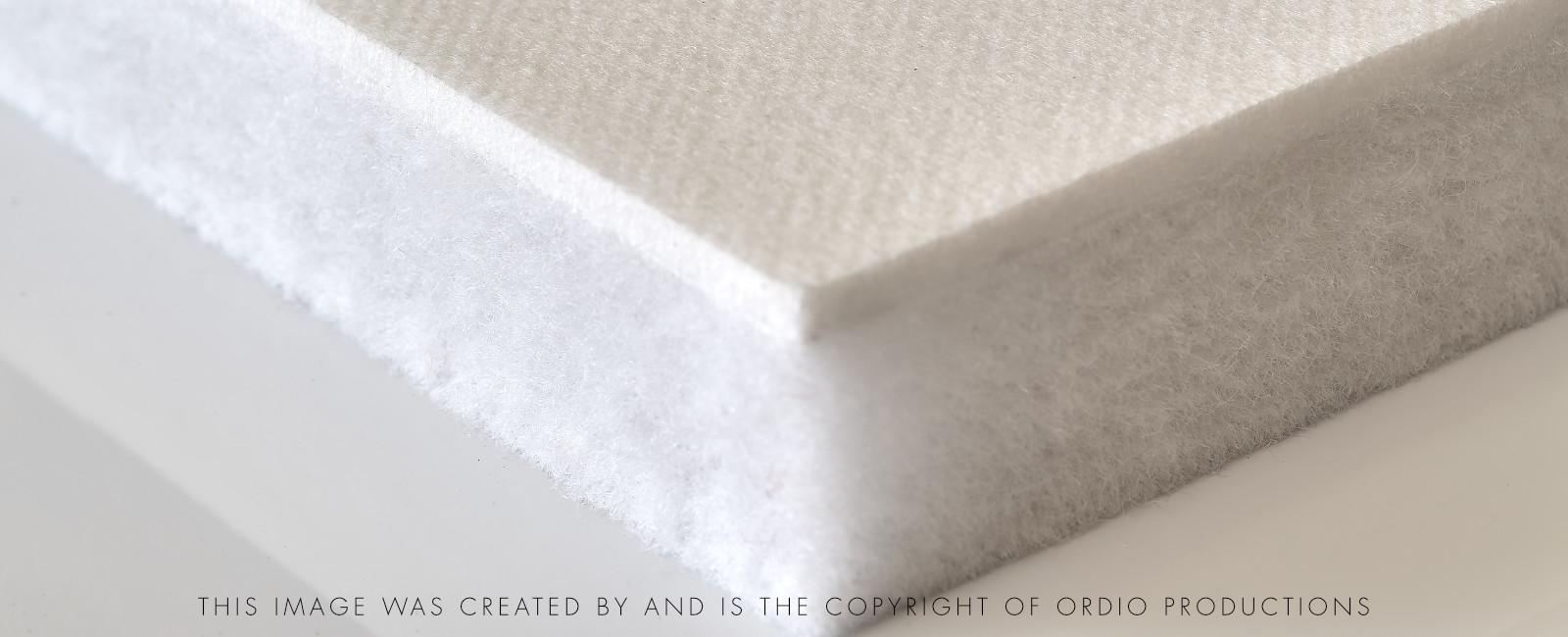 Quietspace 25mm Nude White Panel